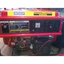 Planta Eléctrica Generador A Gasolina 6500kva