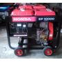 Planta Generador Electrico Honda 10000 Watts A Diesel