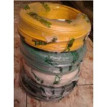 Cables Numero 10 Cabel 100% Cobre Original