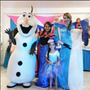 Show Frozen Y Olaf Muñecotes Toystory Woody Buzz Spiderman