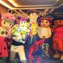 Show De Phineas Ferb Manny A La Obra Jake Frutillita Mickey