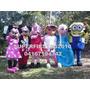 Muñecotes Show Ben 10 Dora Hello Kitty Princesas Cenicienta