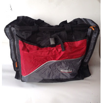 Bolso Michell Para Pesca Camping Impermeable Muy Amplio