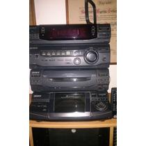 Equipo De Sonido Sony, Modelo Xb3 Con Mueble Incluido!!!