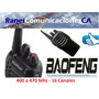 Radio Baofeng Uhf 16 Canales - Bf888s - Nuevo