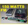 Emisora Fm Radio Para Ensamblar En Caja Kit Completo Nuevo