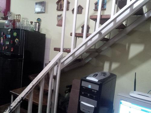 Escalera de hierro y madera bs en mercadolibre - Escalera de hierro y madera ...