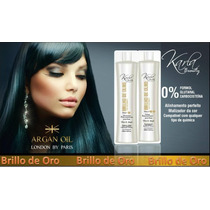 Brillo De Oro Liss Treatment Karla Beauty 1litro Keratina Y