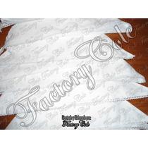 Combo 7 Gorros O 7 Pañoletas Blancas Iyawo Factorycole Santo