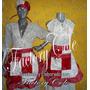 Santeras Delantales Y Gorros, Apetebbises, Factorycole