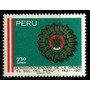 1971 Perú: Orden Del Sol