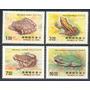 Estampilla De Formosa Taiwan 1988 Serie Fauna Ranas