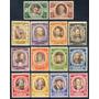 Estampillas Vaticano Serie 14 Valores 1946 Personajes