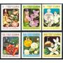 Estampillas Cuba Día De Las Madres 1989 Flores Y Perfumes
