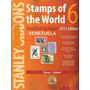 2012 Catalogo De Estampillas Stanley Gibbons Venezuela
