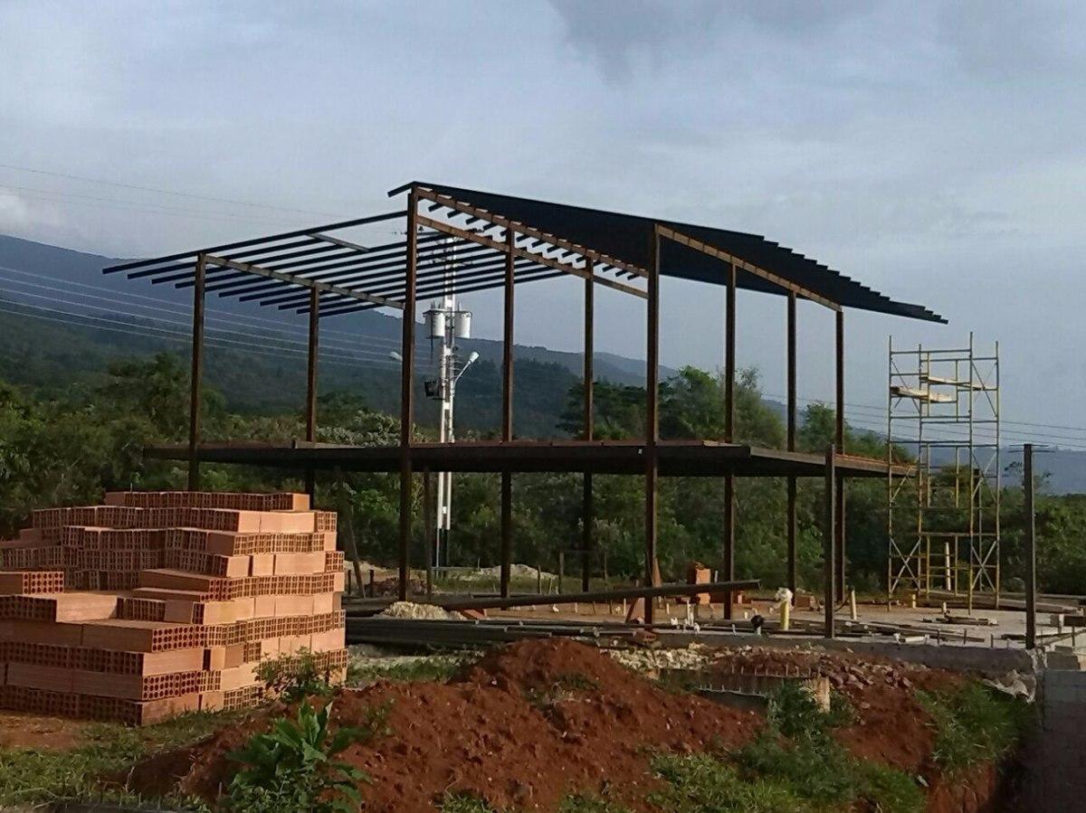 estructura metalicas para casas estructuras metlicas
