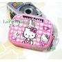 Porta Camara Hello Kitty Forro Para Conservar Estuche