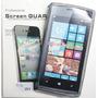 Forro Gel + Lamina Protectora Huawei Ascend W1