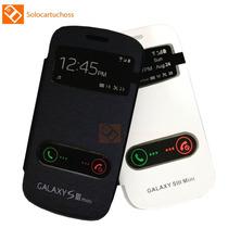 Estuche Samsung Galaxy S3 Mini Forro Flip Cover S View