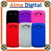 Forro Silicon Blackberry Bold 6 9790 Estuche Funda Goma Bb