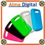 Forro Acrigel Blackberry Bold 9700 9780 Goma Manguera Silico