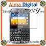 Lamina Protector Pantalla Transparente Samsung B5510 Young P