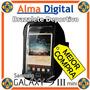 Brazalete Deportivo Samsung S3 Mini Sport Armband I8900 Negr