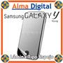 Lamina Protector Pantalla Espejo Samsung S5360 Young