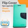 Forro Flip Tipo Agenda Alcatel Onetouch 5020