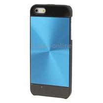 Carcasa De Policarbonato Con Aluminio Para Iphone 5