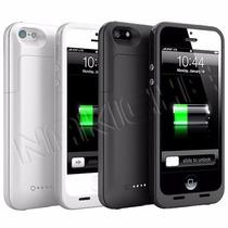 Forro Cargador Para Iphone 5 5s 2500 Mah Bateria Externa