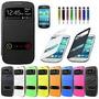Estuche Flip Cover Para Samsung S3 Min, S3 Y S5. Origianales