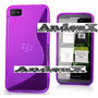 Forro Acrigel Blackberry Z30 Protector Flexible Andeux