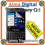 Lamina Protector Pantalla Transparente Blackberry Q5 Bb