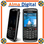 Lamina Protector Pantalla Antiespia Blackberry Pearl 2 9100