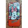 Forro Iphone 6 4.7 Mickey Minnie Hello Kitty Daisy 3d Tpu