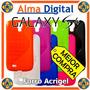 Forro Acrigel Blackberry Q 10 Estuche Protector Manguera Q10