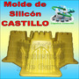 Molde Silicón Modelo Castillo Torta Quesillo Gelatina Y Mas