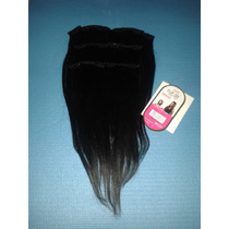 Extensiones 100% Cabello Natural Clip - On Marca Remy 14