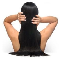 Super Oferta Extensiones De Cabello 100% Natural 50cm Largo