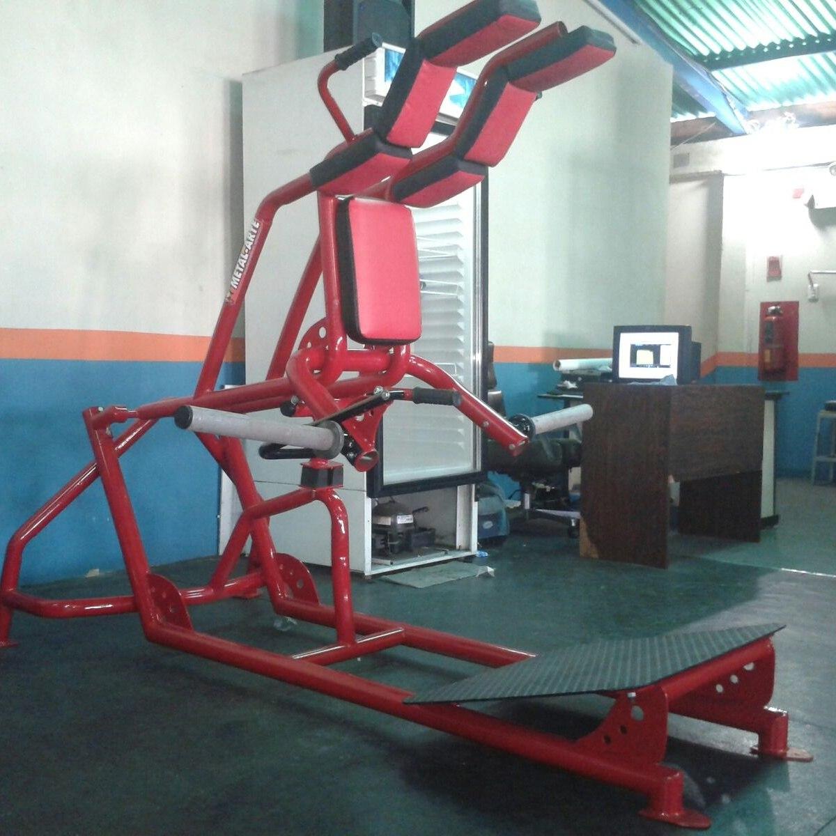 Fabricaci n de m quinas de gym barquisimeto en mercado for Equipo para gym