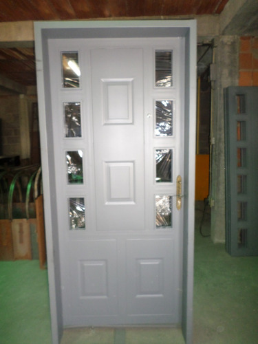 Fabricacion De Puertas De Hierro, Protectores Y Marcos