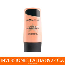 Base Maxfactor Lasting Performance Foundation