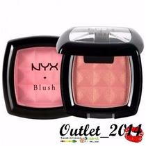 Blush Nyx En Polvo Y Compacto Mayoristas De Maquillaje