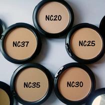 Polvos Compactos Mac Maquillaje Por Docena Labiales