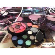 Paleta Amuse Brillo, Sombra Y Blush