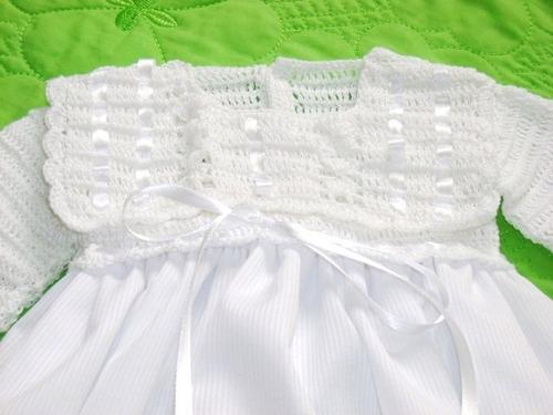 Vestidos De Crochet Y Tela | Consejos De Fotografía