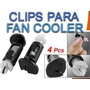 Clips Para Fan Cooler Socket 775 - Recupera Tu Fan Cooler