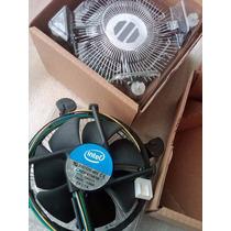 Intel Original Fancooler De Alumio Socket 1155 1156 1150