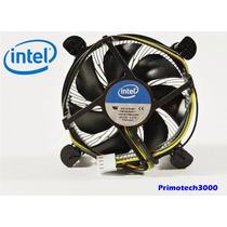 Genuino Intel Disipador Ventilador 1150 1155 1156 I3 I5 Fan